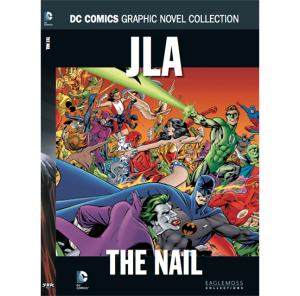 DC COMICS GN COLLECTION VOL 24 - JLA NAIL HC
