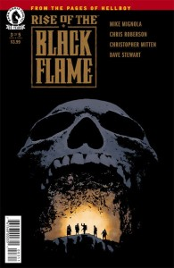 RISE OF THE BLACK FLAME #3 (OF 5)