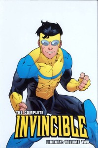 INVINCIBLE COMPLETE LIBRARY HC VOL 02