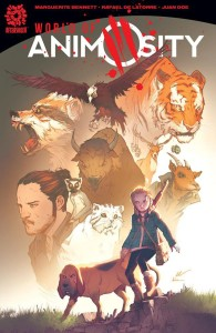 WORLD OF ANIMOSITY #1 CVR A RAFAEL DE LATORRE