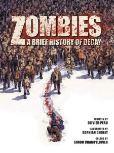 ZOMBIES BRIEF HISTORY DECAY GN HC