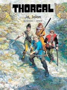 Thorgal Tom 30 Ja, Jolan HC