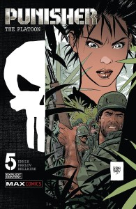 PUNISHER PLATOON #5 (OF 6)