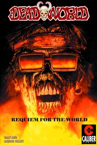 DEADWORLD REQUIEM FOR THE WORLD TP