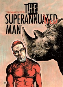 SUPERANNUATED MAN #2 (OF 6)
