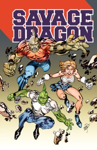 SAVAGE DRAGON CHANGES TP