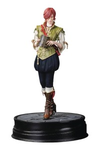 WITCHER 3 WILD HUNT FIGURE SHANI