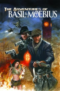 ADVENTURES OF BASIL AND MOEBIUS HC