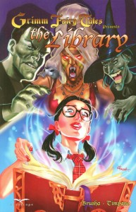 GRIMM FAIRY TALES THE LIBRARY TP