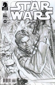 STAR WARS #3 SKETCH