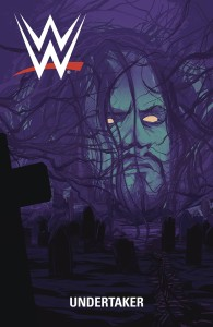WWE UNDERTAKER ORIGINAL GN