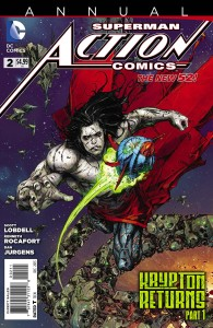 ACTION COMICS ANNUAL #2 (N52)