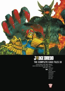 JUDGE DREDD COMP CASE FILES TP VOL 30