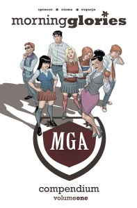 MORNING GLORIES COMPENDIUM TP VOL 01