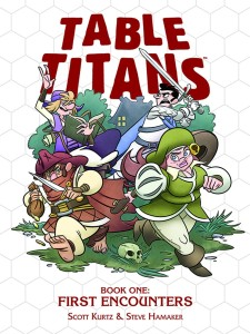 TABLE TITANS TP VOL 01 FIRST ENCOUNTERS