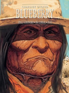 Plansze Europy Blueberry tom 8 Apacz Geronimo, OK Corral, Dust