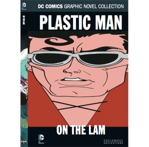DC COMICS GN COLLECTION VOL 44 - PLASTIC MAN ON THE LAM HC