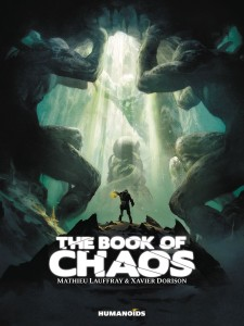 BOOK OF CHAOS HC