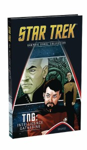 STAR TREK GN COLLECTION #11 TNG: INTELLIGENCE GATHERING HC