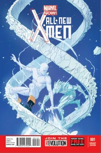 ALL NEW X-MEN #1 VAR NOW