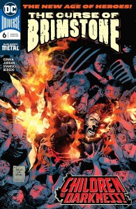 CURSE OF BRIMSTONE #6