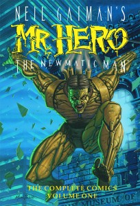 NEIL GAIMANS MR HERO GN VOL 01