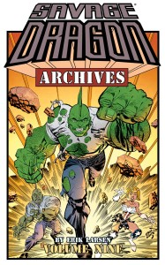 SAVAGE DRAGON ARCHIVES TP VOL 09