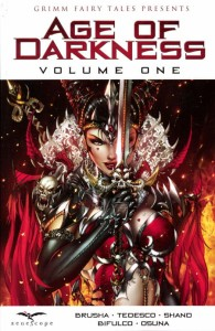 GFT AGE OF DARKNESS TP VOL 01