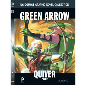 DC COMICS GN COLLECTION VOL 38 - GREEN ARROW QUIVER PT 2 HC