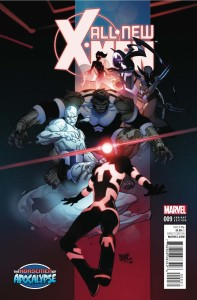 ALL NEW X-MEN #9 AOA VAR