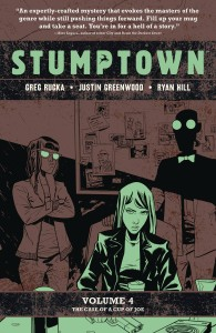 STUMPTOWN TP VOL 04 THE CASE OF A CUP OF JOE
