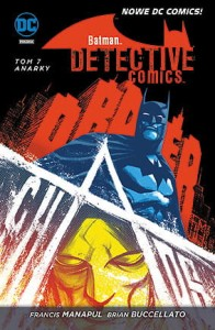 Nowe DC Comics Batman Detective Comics Tom 7 Anarky
