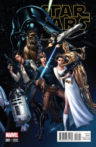 STAR WARS #1 CAMPBELL CONNECTING VAR A