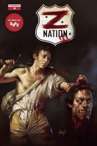Z NATION #4 CVR B PARRILLO