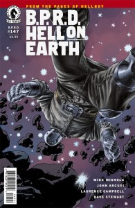 BPRD HELL ON EARTH #147