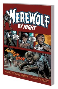 WEREWOLF BY NIGHT COMPLETE COLLECTION TP VOL 01