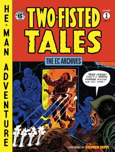 EC ARCHIVES TWO FISTED TALES HC
