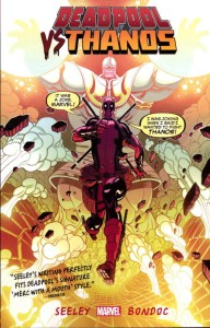 DEADPOOL VS THANOS TP