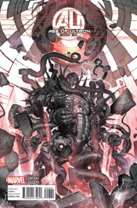 AGE OF ULTRON #6 (OF 10) ULTRON KIM VAR
