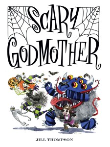 SCARY GODMOTHER DARK HORSE EDITION HC