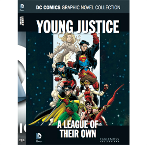 DC COMICS GN COLLECTION VOL 35 - YOUNG JUSTICE LEAGUE THEIR OWN HC