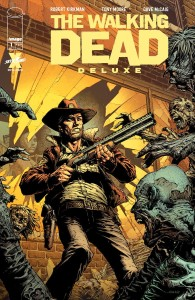 WALKING DEAD DLX #1 CVR A FINCH & MCCAIG