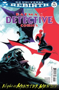 DETECTIVE COMICS #941 VAR ED (MONSTER MEN)