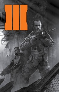 CALL OF DUTY BLACK OPS III #1 (OF 6) 2ND PTG