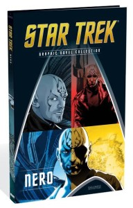 STAR TREK GN COLLECTION #6 NERO HC