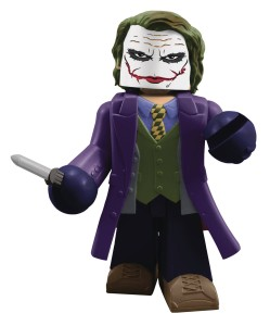 DC COMICS BATMAN DARK KNIGHT JOKER VINIMATE