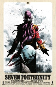 SEVEN TO ETERNITY #12 CVR A OPENA & HOLLINGSWORTH