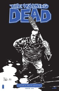 IMAGE GIANT SIZED ARTISTS PROOF ED THE WALKING DEAD #100