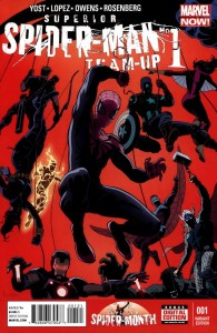 SUPERIOR SPIDER-MAN TEAM UP #1 RETAILER VAR (VF)