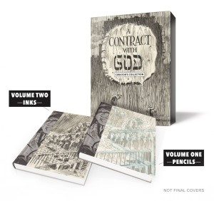 WILL EISNER CONTRACT WITH GOD CURATORS COLLECTION HC